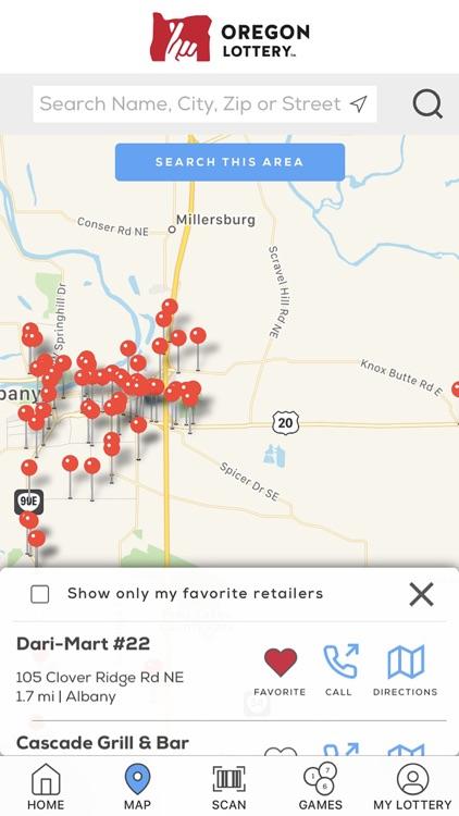 Oregon Lottery screenshot-5