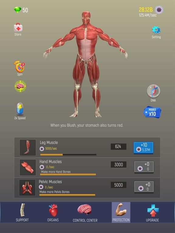 Idle Human screenshot 7