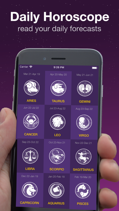 Daily Horoscope - Astrology ! Screenshot