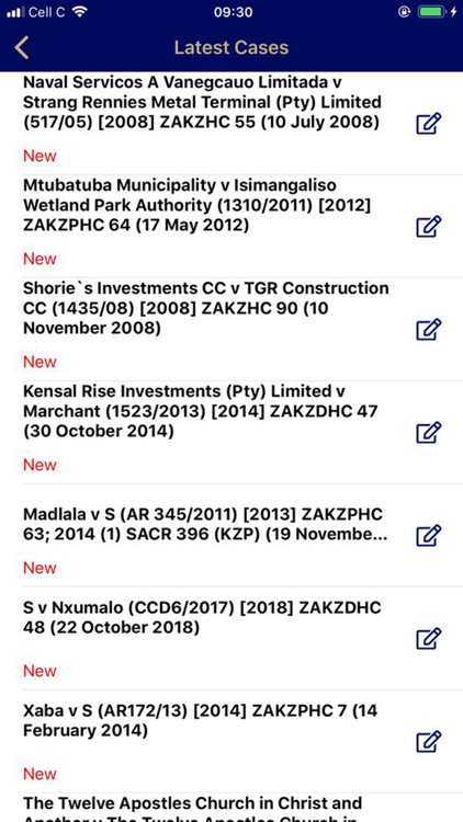 NextLaw Legal Resource screenshot-6