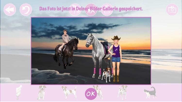 Pferde und Reiter Anziehspass screenshot-3