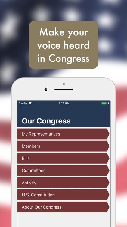 Our Congress