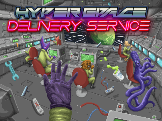 Hyperspace Delivery Service screenshot 11