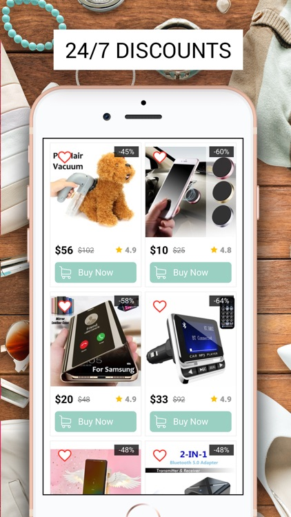Klever: Live Shopping Auctions screenshot-8