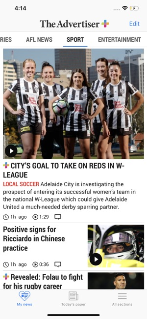fb72a21402e The Advertiser. on the App Store