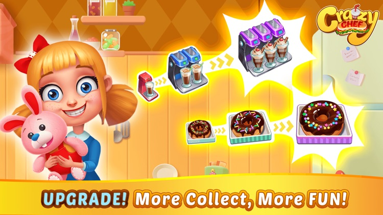 Crazy Chef Cooking Games screenshot-5
