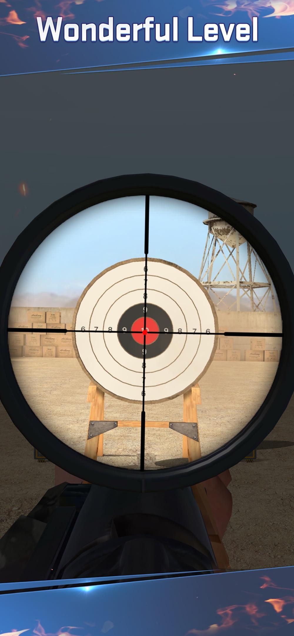 Gun Fire – Shooting World Cheat Codes