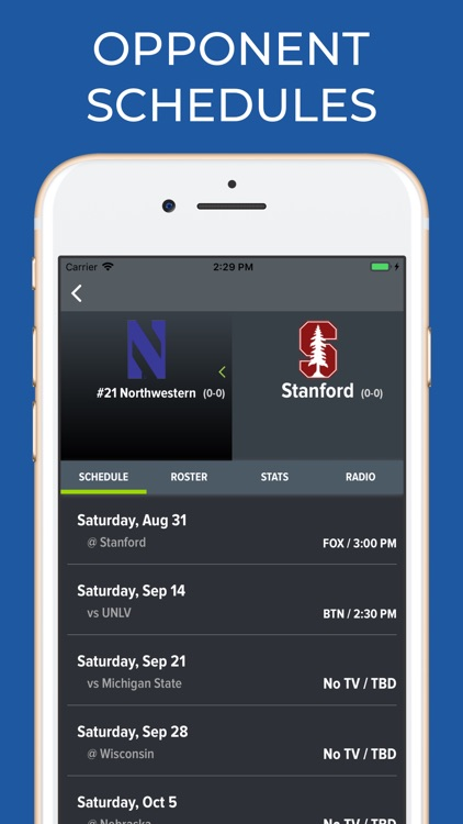 Stanford Football screenshot-5