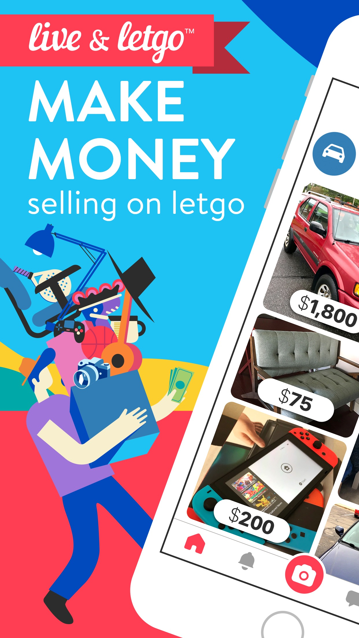 letgo: Sell & Buy Used Stuff Screenshot