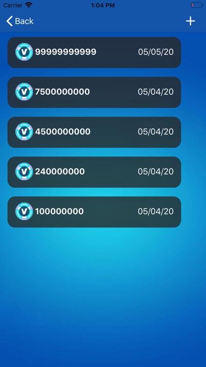VBucks Saver for Fortnite 2020 screenshot-3