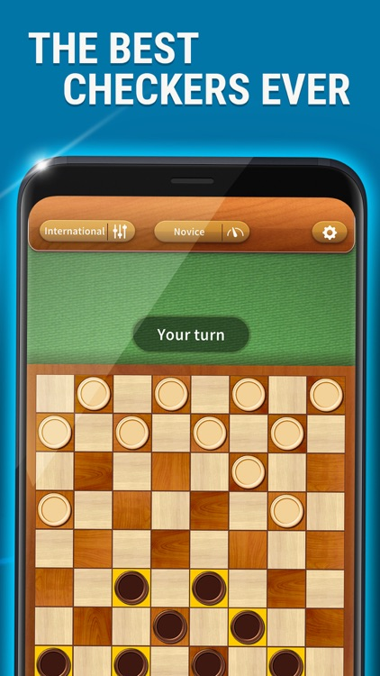 Checkers - Best Draughts Game screenshot-3
