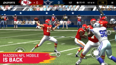 Download MADDEN NFL MOBILE FOOTBALL for Pc
