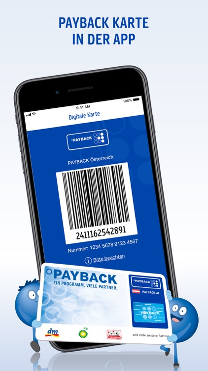 PAYBACK - Karte, Coupons, mehr