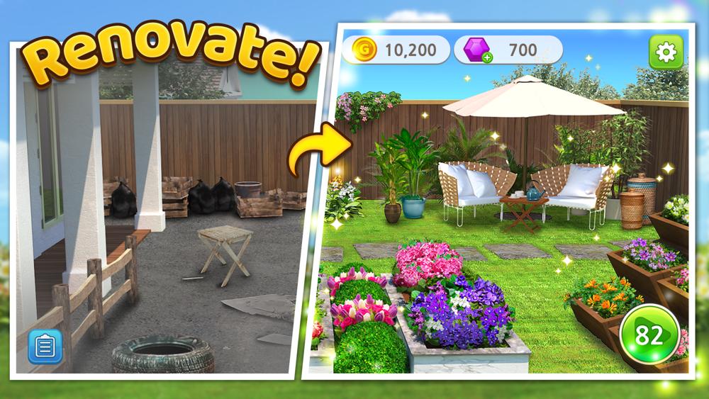Home Design My Dream Garden For Iphone Free Download Home Design My Dream Garden For Ios Apktume Com