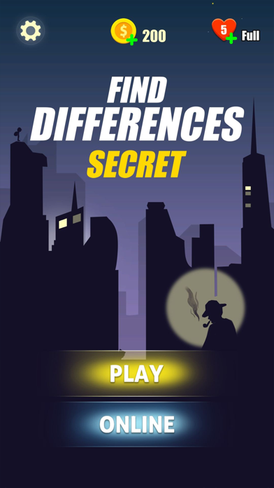 Screenshot for Find Differences: Her Secret in Azerbaijan App Store