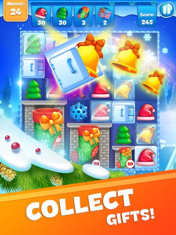 iPad Image of Christmas Sweeper 3