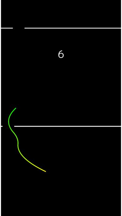 スクローリングスネーク - 面白いハマる人気暇つぶしゲームのおすすめ画像1