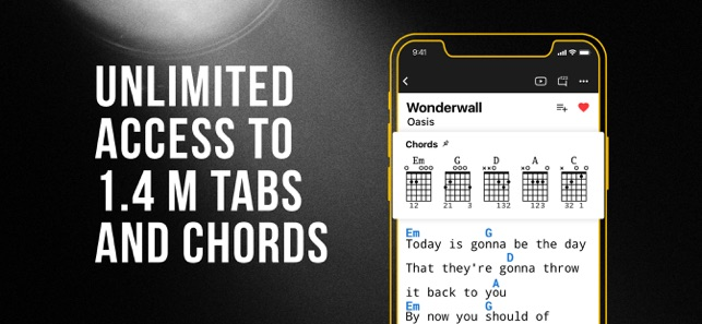 Ultimate Guitar Chords Tabs On The App Store
