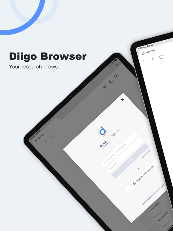 Diigo Browser Screenshot 0