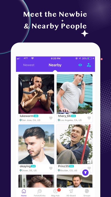 GFindr: Gay Dating & Hookup