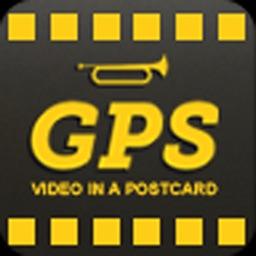 GPS Video Postcard