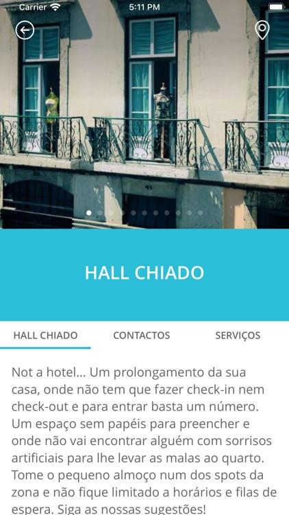 Hall Chiado