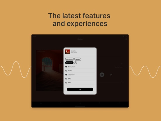 Sonos screenshot 9