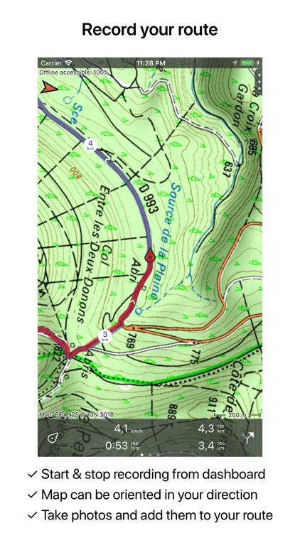 Topo GPS France screenshot-4