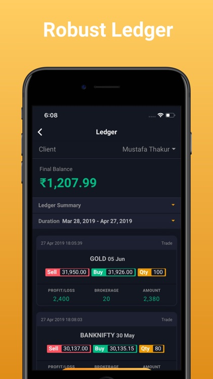 Market-Watch screenshot-5