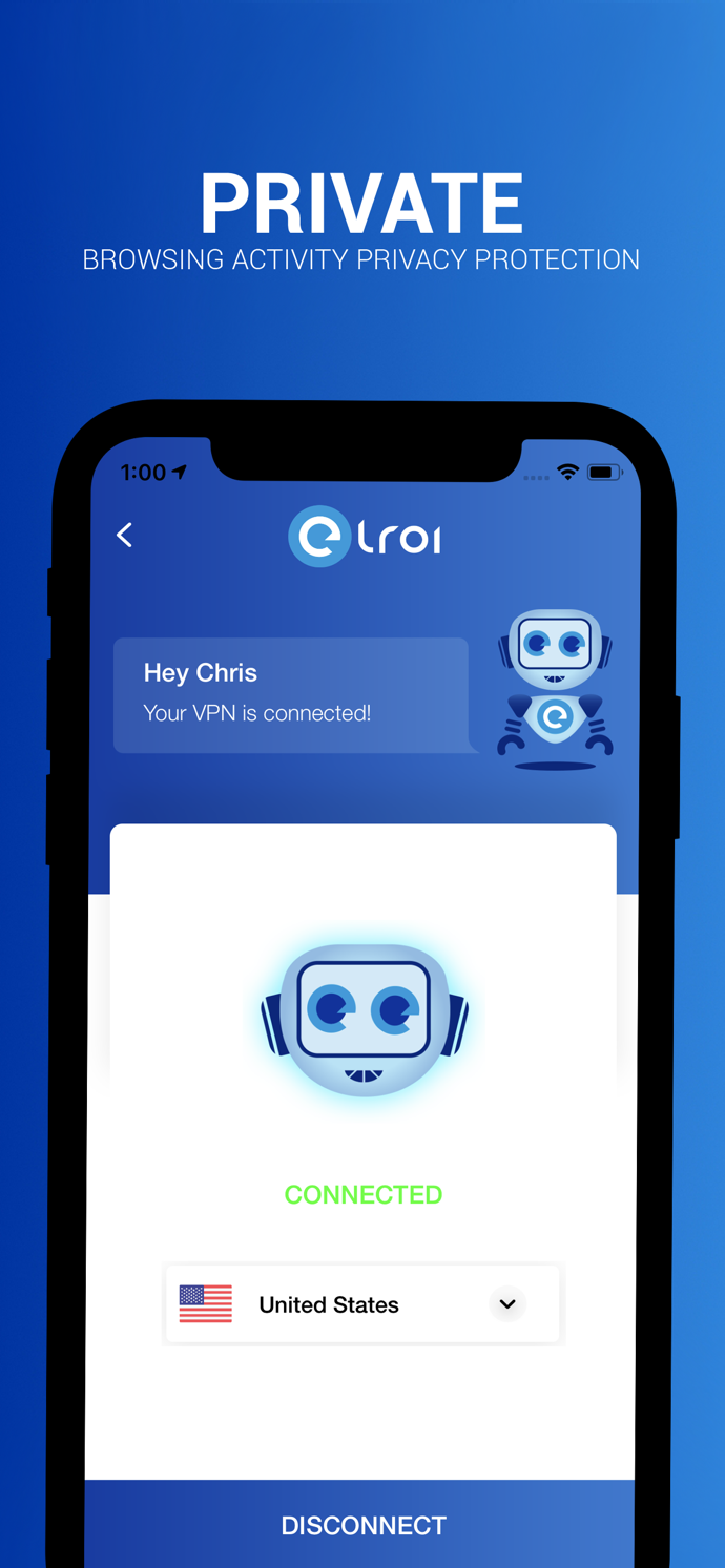 Keep Your Identity Secure With Elroi VPN App Image