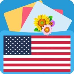 Flashcard - Learn English word