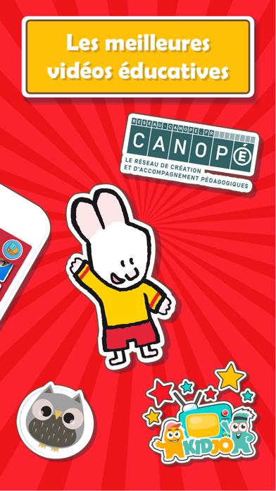 Screenshot #2 pour Kidjo : TV pour Enfants
