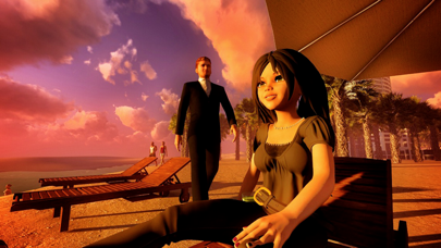 Kate Storm: Escape Mystery Screenshot