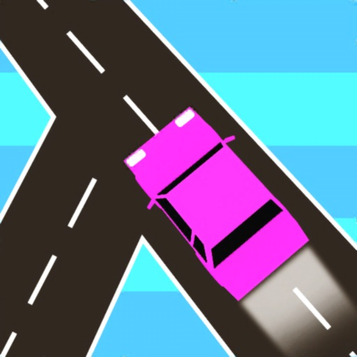 Traffic Run! free software for iPhone and iPad