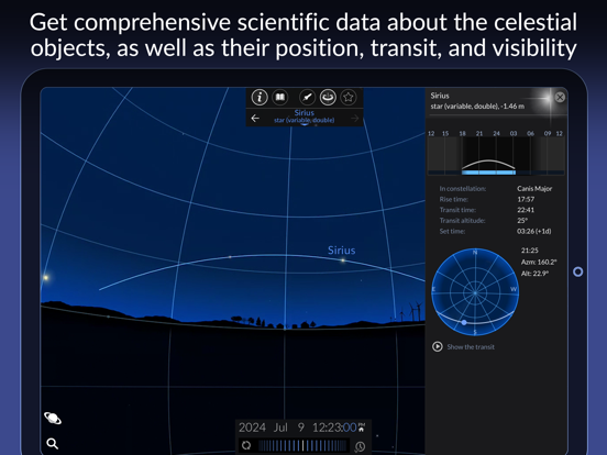 Redshift Sky Pro screenshot 17