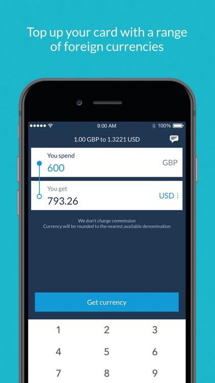 Travelex Money screenshot-3