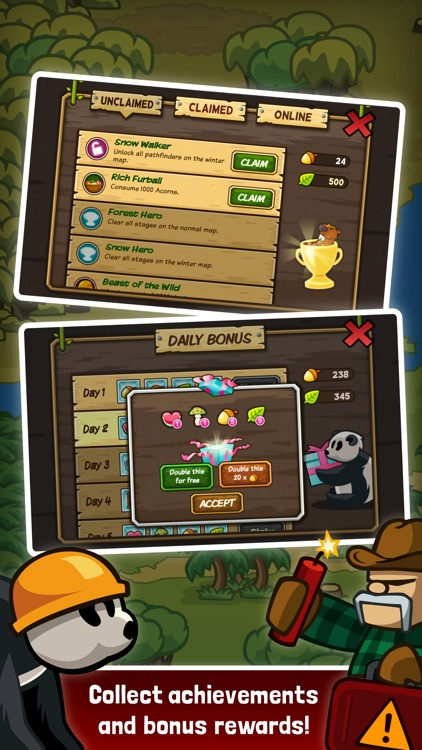 Lumberwhack: Defend the Wild screenshot-4