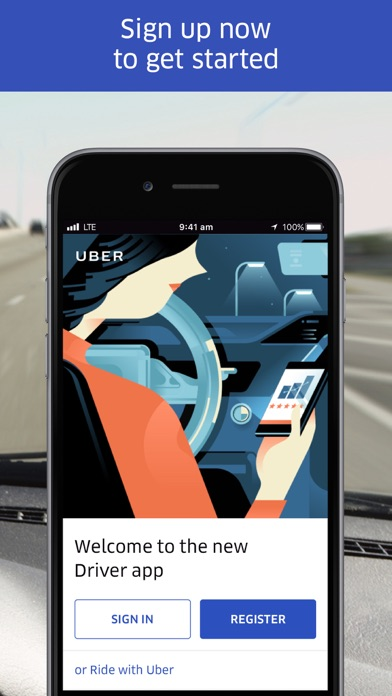 Download Uber Driver for Pc