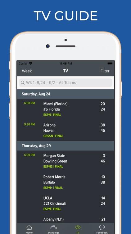 South Carolina Football App screenshot-6