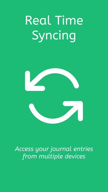 Journal X: My Daily Journaling screenshot-9