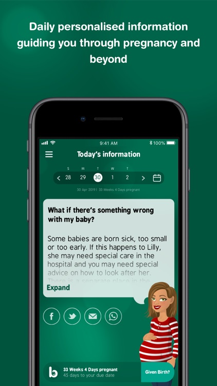 Baby Buddy - Pregnancy Guide