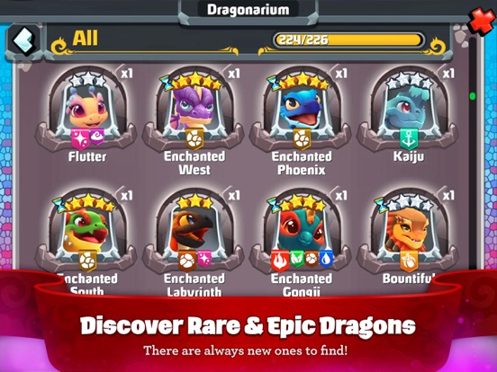 DragonVale World by Backflip Studios