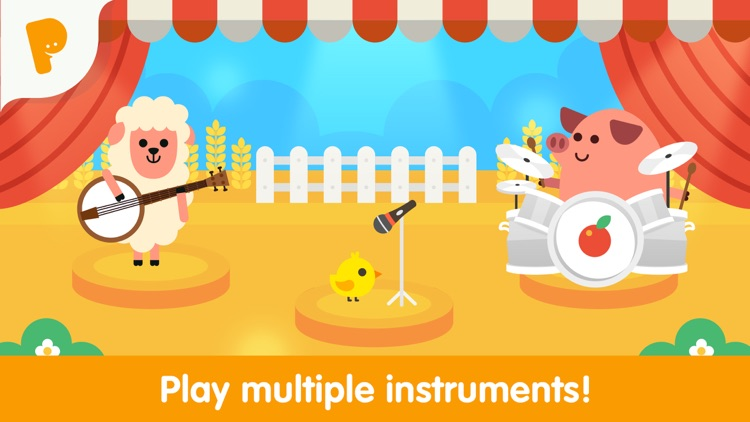 Learn Animal Sounds for Kids screenshot-4