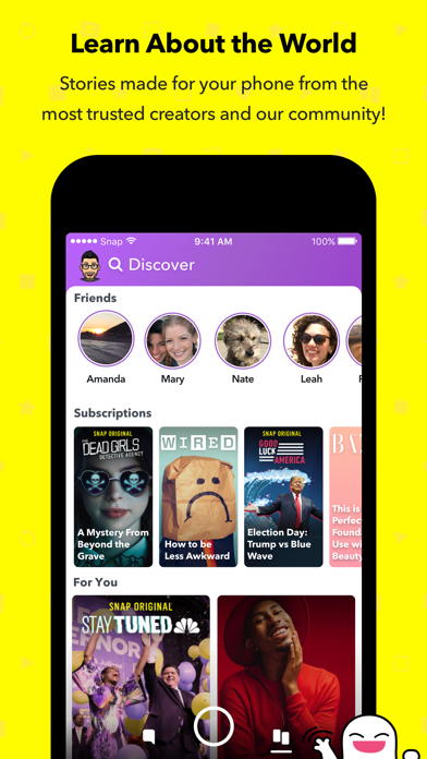 download Snapchat apps 7