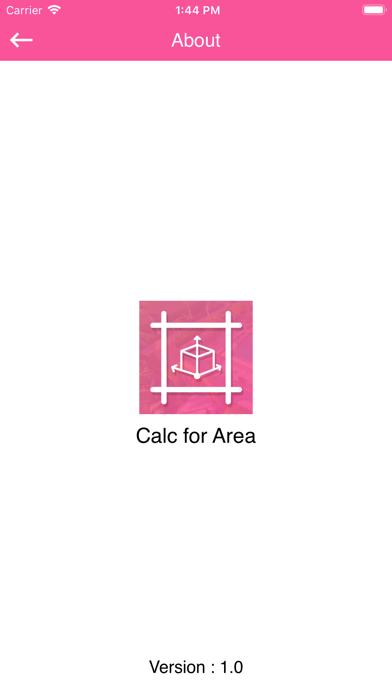 Calc For Area screenshot 5