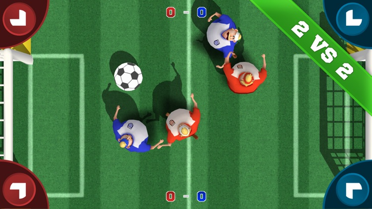 Soccer Sumos - party game!