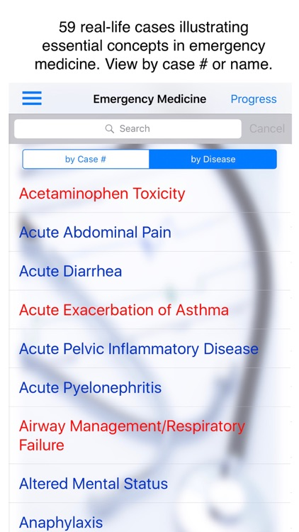 Emergency Medicine Case Files screenshot-1