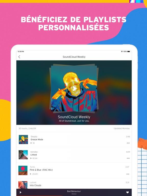 Screenshot #5 pour SoundCloud - Musique & Audio