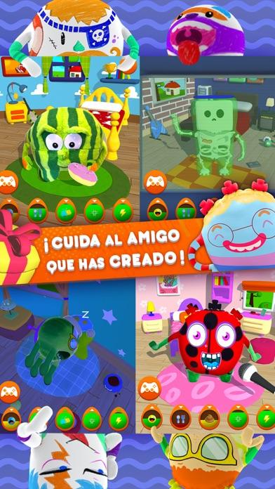 Mr Plinton 3D: Crea y juegaCaptura de pantalla de1