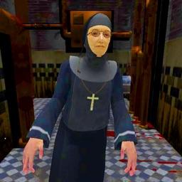 Horror Game Scary Nun Hospital